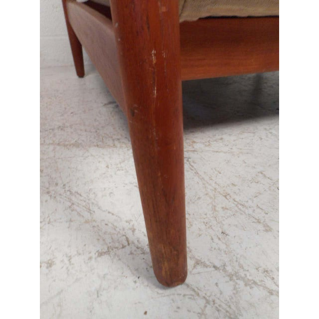 Midcentury Lounge Chair by Dux For Sale - Image 12 of 13