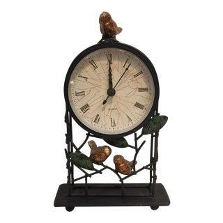 Birdie Clock