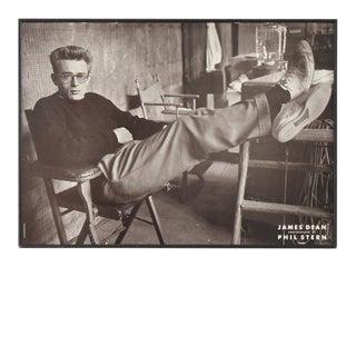 James Dean Framed Poster For Sale