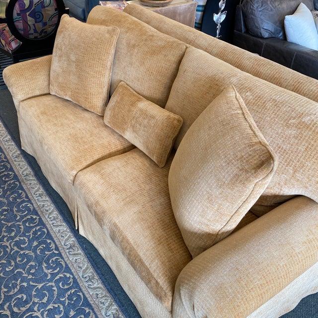 Belmar Studio Custom Roll-Arm Sofa For Sale - Image 9 of 13