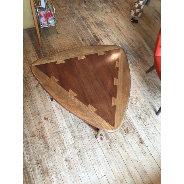 Lane Acclaim Guitar Pick Triangle Table - Image 4 of 4