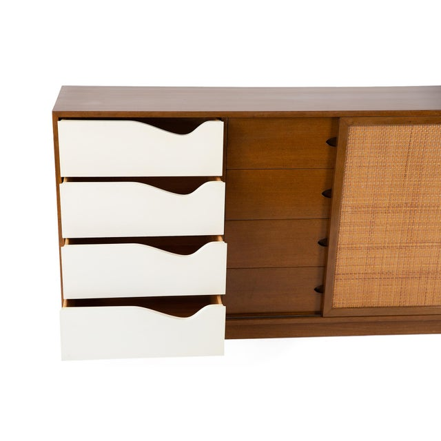 Harvey Probber Harvey Probber Mahogany Sideboard For Sale - Image 4 of 6
