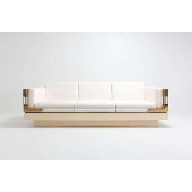 Sofa by Charles Hollis Jones For Sale - Image 6 of 10