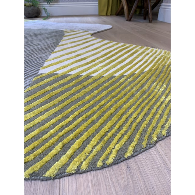 Featured in The 2020 San Francisco Decorator Showcase — Sean Leffers Interiors Rug For Sale - Image 4 of 5