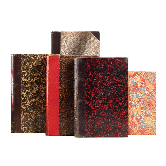 French Leather Mix - Set of 20 - Image 2 of 2