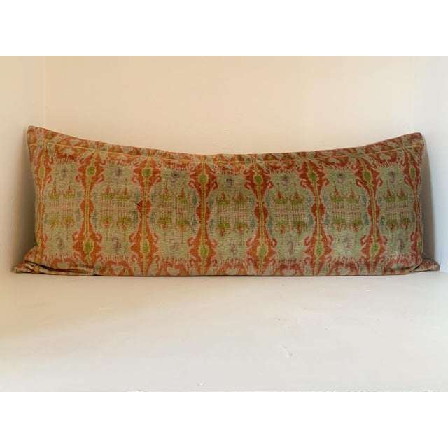 Vintage Pottery Barn Sonja Lumbar Pillow