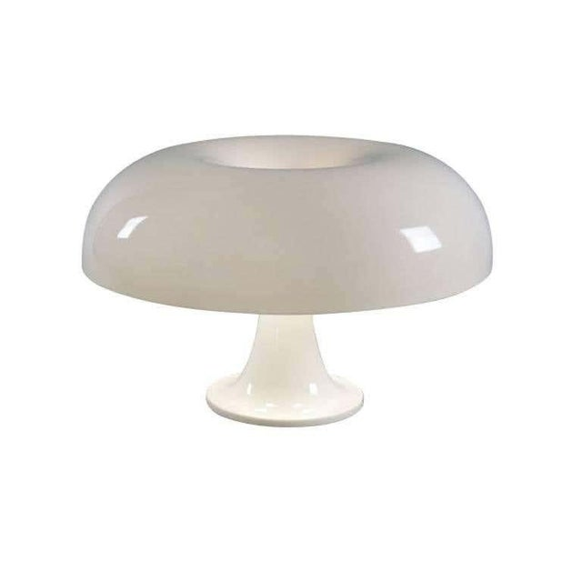 Giancarlo Mattioli 'Nesso' table lamp for Artemide. Designed by Mattioli in the 1960s, the Nesso's design is inspired from...