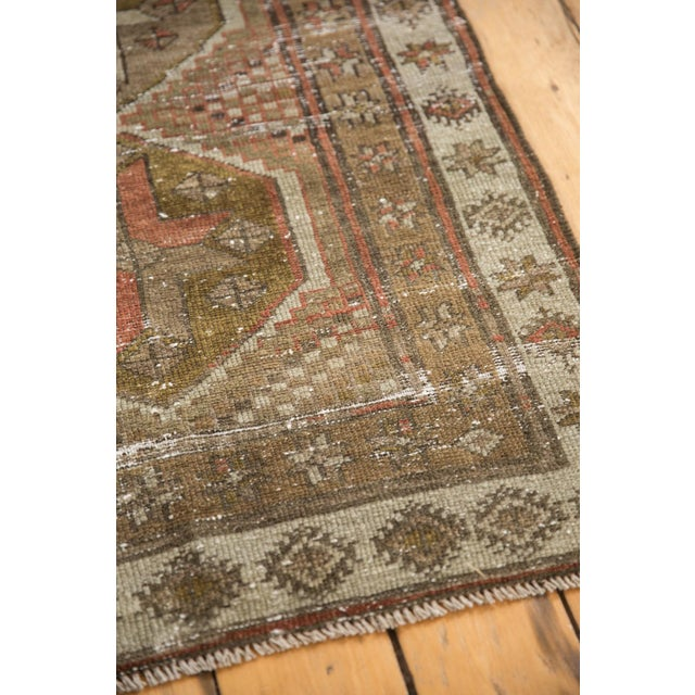 """Vintage Distressed Caucasian Rug Runner - 2'9"""" X 11'1"""" For Sale In New York - Image 6 of 13"""