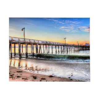 Capitola Sunrise by Richard Singer For Sale
