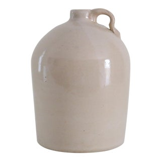 Antique American Stoneware Growler