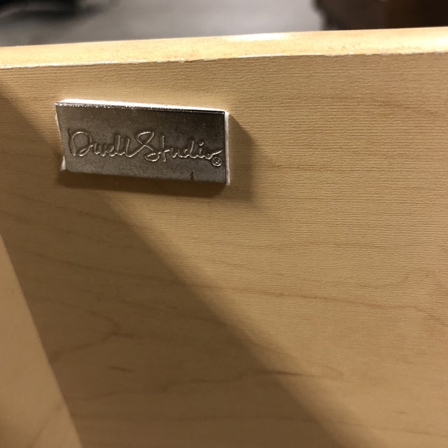 Metal Dwell Studio Mid Century Changing Dresser For Sale - Image 7 of 10