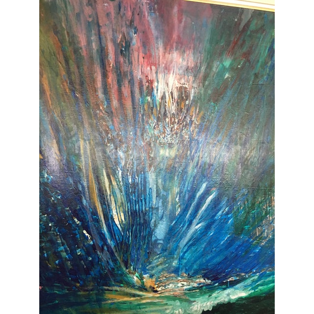 Yoram Raanan Moses Parting the Red Sea - Image 3 of 8