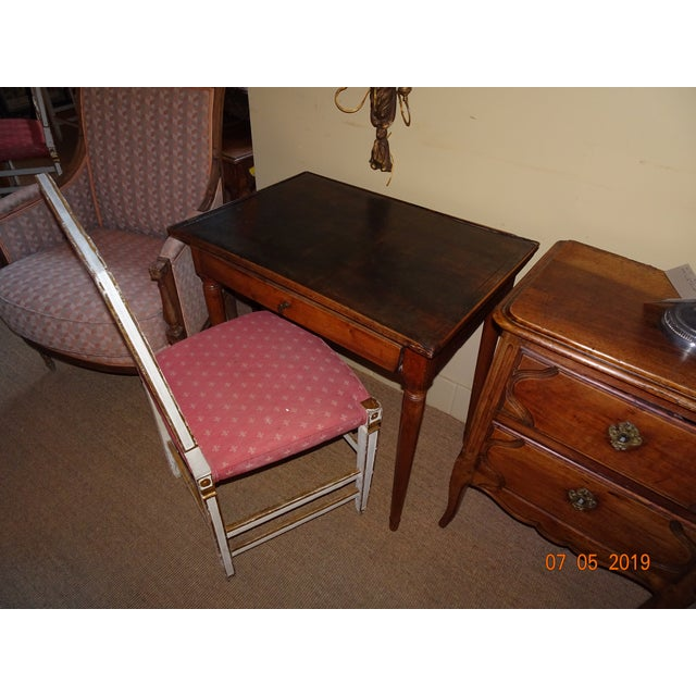 French Directoire Side Table For Sale - Image 10 of 11