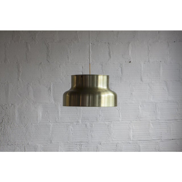 Brass Bumling Pendant Lamp - Image 2 of 5