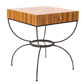Industrial Kenzo SideTable For Sale