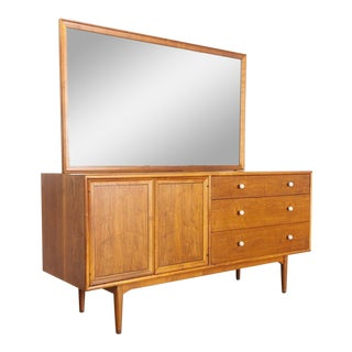 Mid Century Kipp Stewart Drexel Declaration Low Dresser For Sale