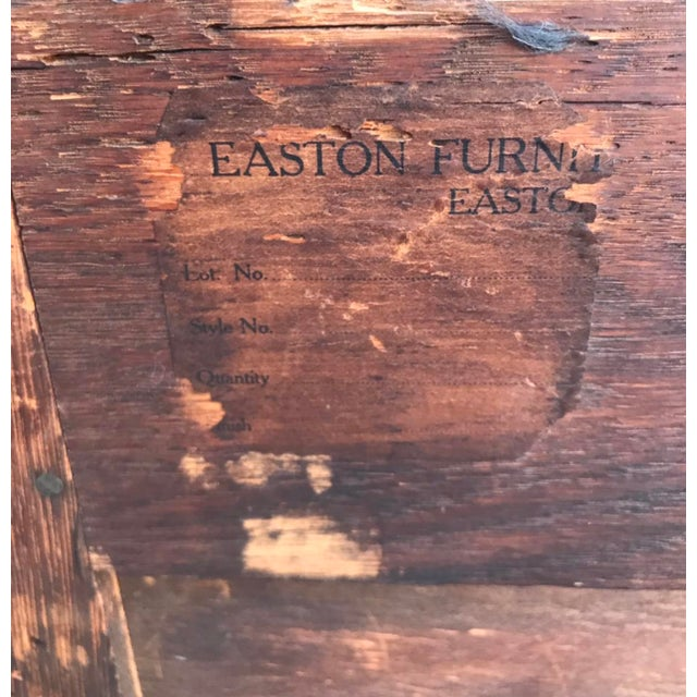 Blue Wood Buffet - Image 7 of 9