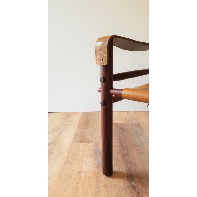 Vintage Sirocco Chair by Arne Norell For Sale - Image 9 of 13