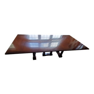 Thomas Pheasant Column Dining Table For Sale