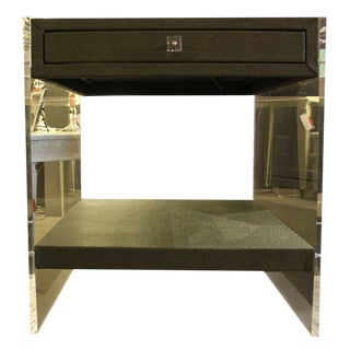 Meredith Side Black Table