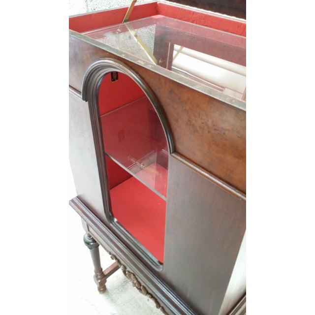 Vintage Radio Cabinet - Image 4 of 7