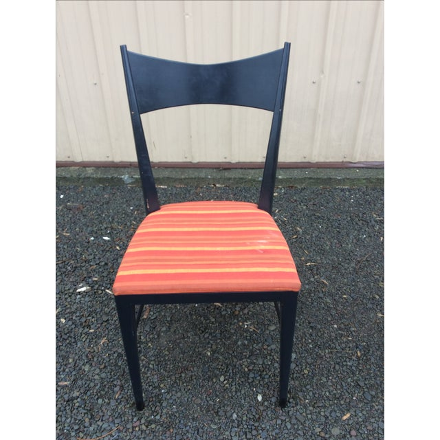 Paul McCobb Calvin Furniture Dining Chairs - 4 For Sale - Image 7 of 10