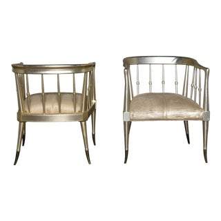 Caracole Chairs- a Pair For Sale