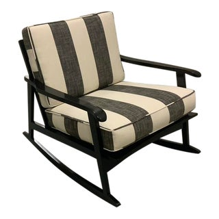 Mid-Century Rocking Chair For Sale