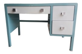 Image of Newly Made Desks with Drawers