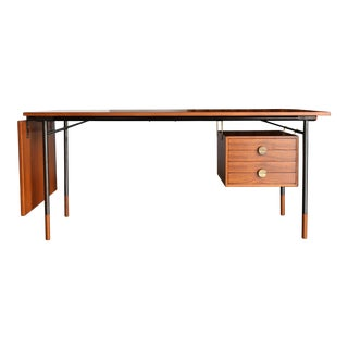 Finn Juhl Desk for Bovirke, Circa 1950 For Sale