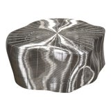 Image of Modern Roche Bobois Iron Tree Cocktail Coffee Table For Sale
