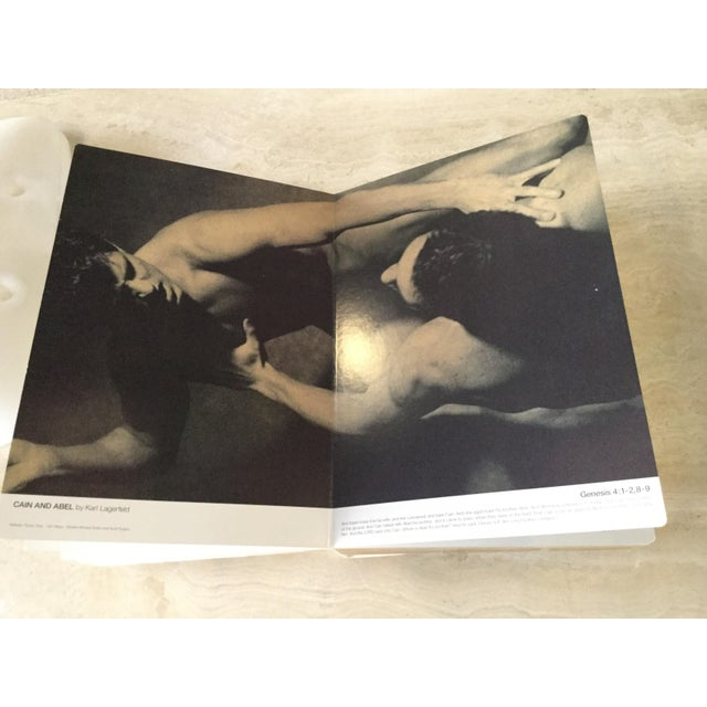 """Visionaire Limited Edition Number 28 """"The Bible"""" For Sale In Palm Springs - Image 6 of 8"""