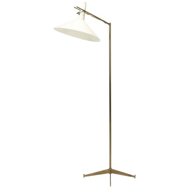 1954 Paul McCobb for Directional E-11 Floor Lamp For Sale - Image 10 of 10