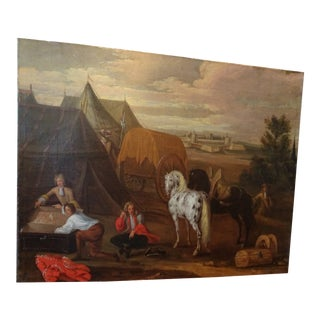 19th Century French Painting For Sale