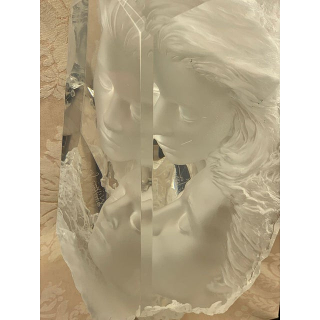 Acrylic Michael Wilkinson Dream Cast Acrylic Fragment For Sale - Image 7 of 11