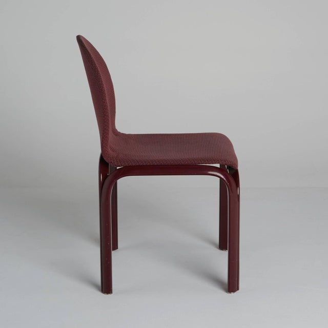 Gae Aulenti Knoll Model No. 54a Dining Set - Image 6 of 9