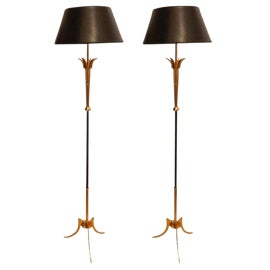 Image of Shabby Chic Floor Lamps