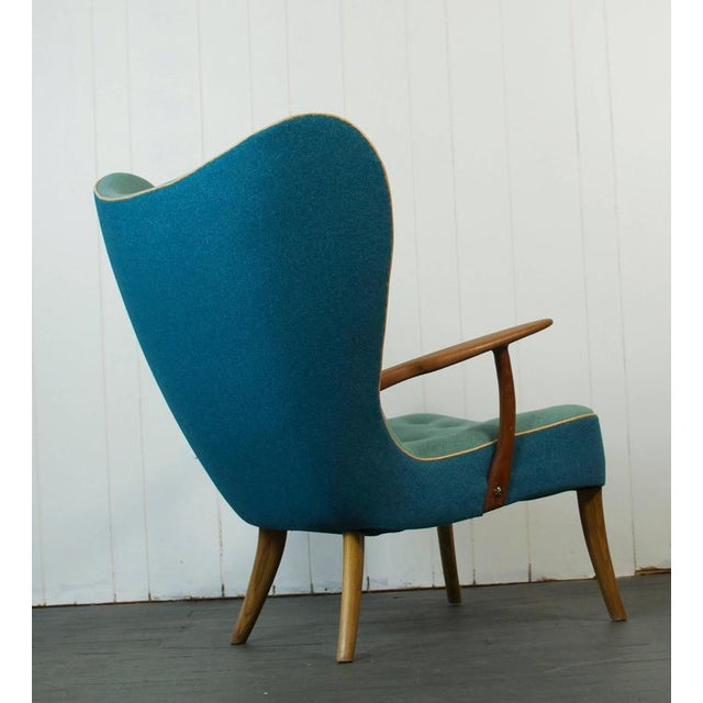 Madsen and Schubel Madsen and Schubell Pragh Lounge Chair For Sale - Image 4 of 9