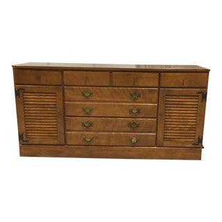1960s Ethan Allen Dresser For Sale