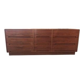 1970's Teak Dresser