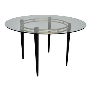 Art Deco Pietro Costantinini Dining Table For Sale