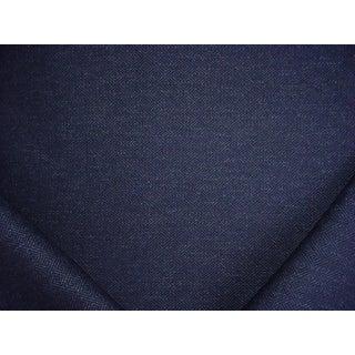 Kravet Smart 33349 Turnstile Baltic Blue Greek Key Upholstery Fabric - 15-5/8y For Sale