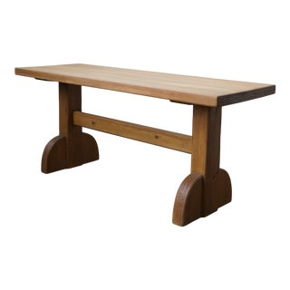 1930s Axel Einar Hjorth Console Table For Sale