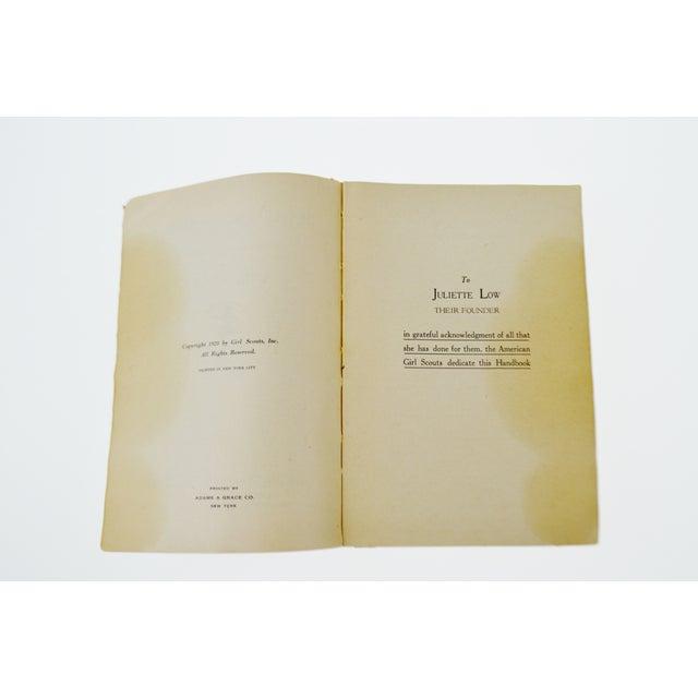 1920 Scouting for Girls Handbook - Image 7 of 11