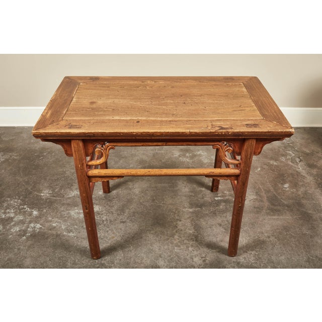 Late 19th Century Late 19th C. Chinese Side Tables - a Pair For Sale - Image 5 of 9