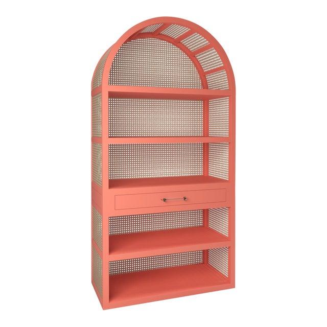 Leila Etagere Bookcase - Coral Gables For Sale