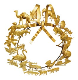 Image of Brass Wall Accents