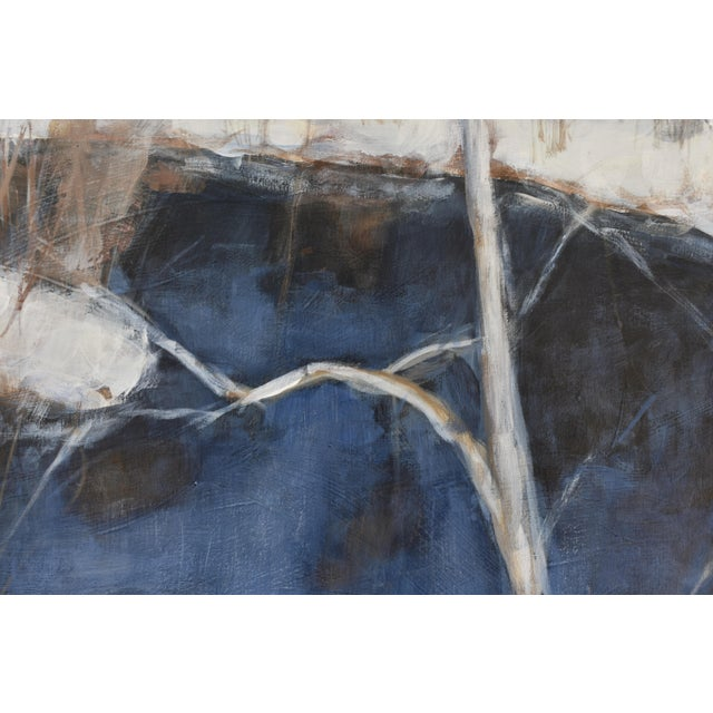 "2010s Stephen Remick ""Destruction Brook at Ella's Bridge""Contemporary Painting For Sale - Image 5 of 9"