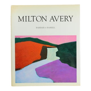 Milton Avery, First Edition For Sale