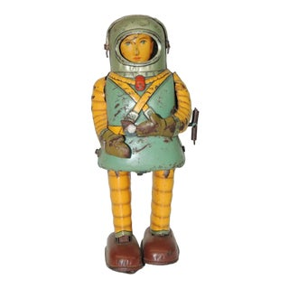 "1955 NobleSpirit ""Space Trooper"" Wind Up Toy For Sale"